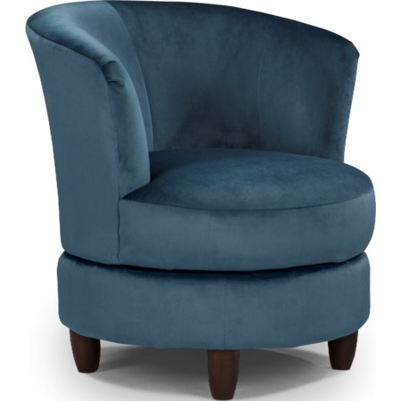 Palmona Swivel Chair