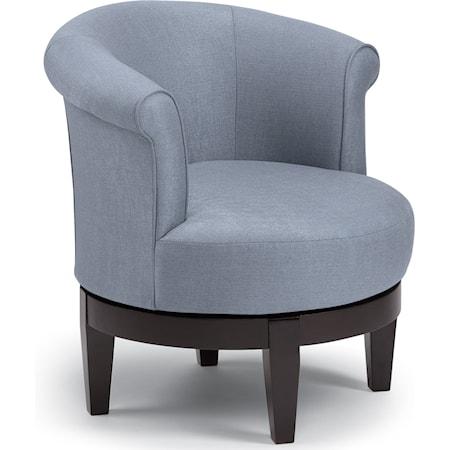 Attica Swivel Chair