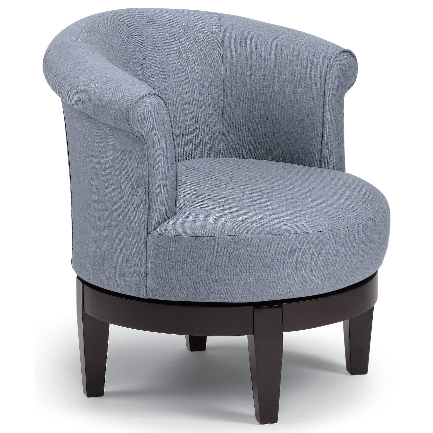 Superieur Best Home Furnishings Chairs   Swivel BarrelAttica Swivel Chair