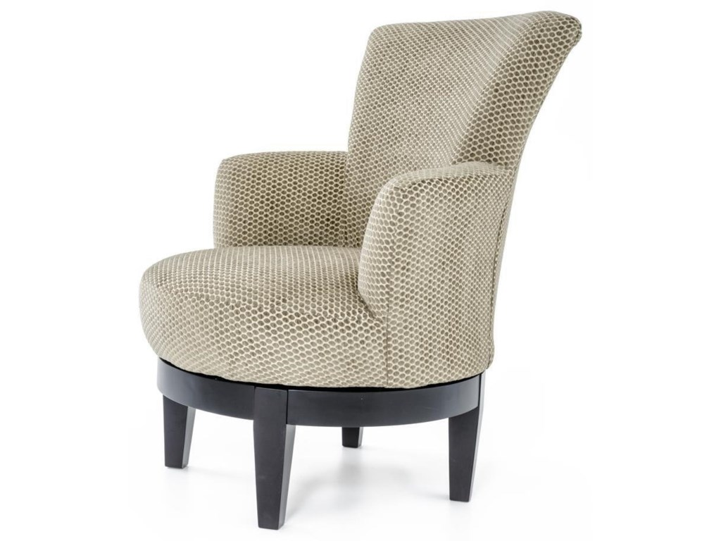 Best Home Furnishings Chairs - Swivel BarrelSwivel Chair
