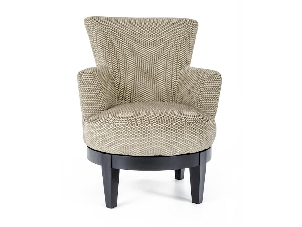 Best Home Furnishings Chairs - Swivel BarrelSwivel Chair