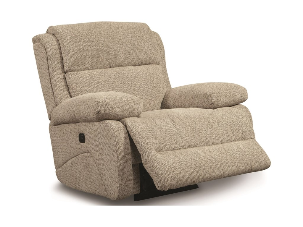 Best Home Furnishings TelvaPwr Tilt Headrest Rocker Recliner
