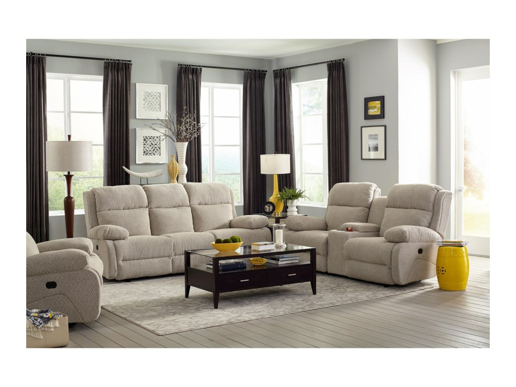 Best Home Furnishings TelvaReclining Living Room Group