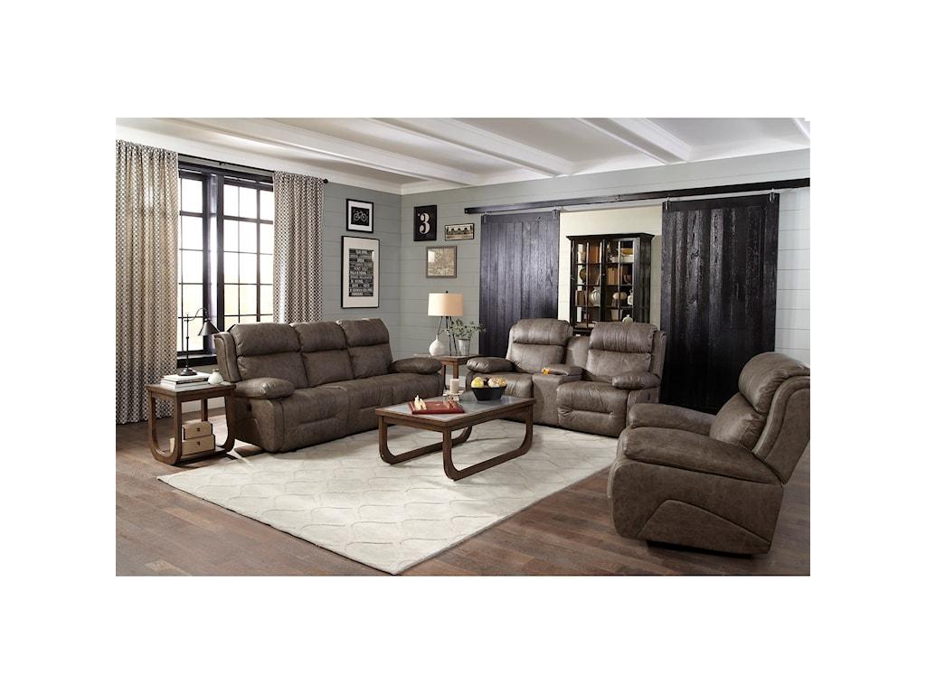 Best Home Furnishings TelvaReclining Living Room Group