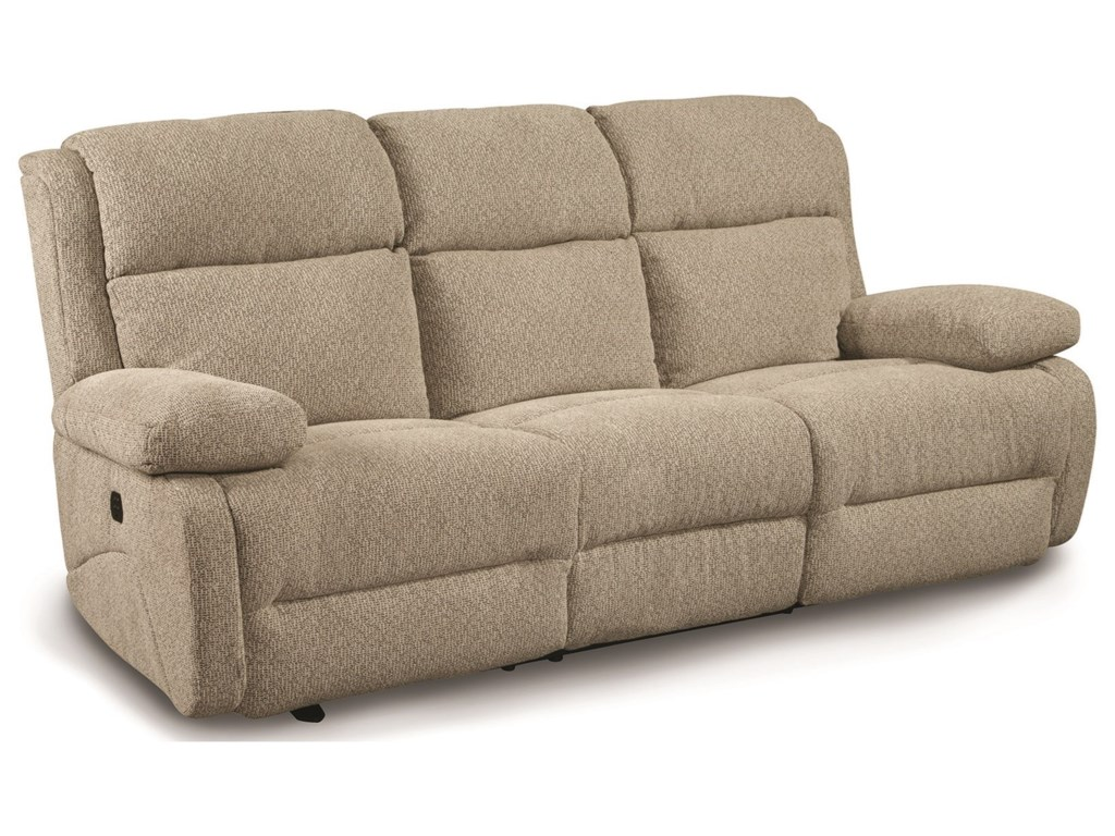 Best Home Furnishings Telvapwr Tilt Wall Saver Reclining Sofa