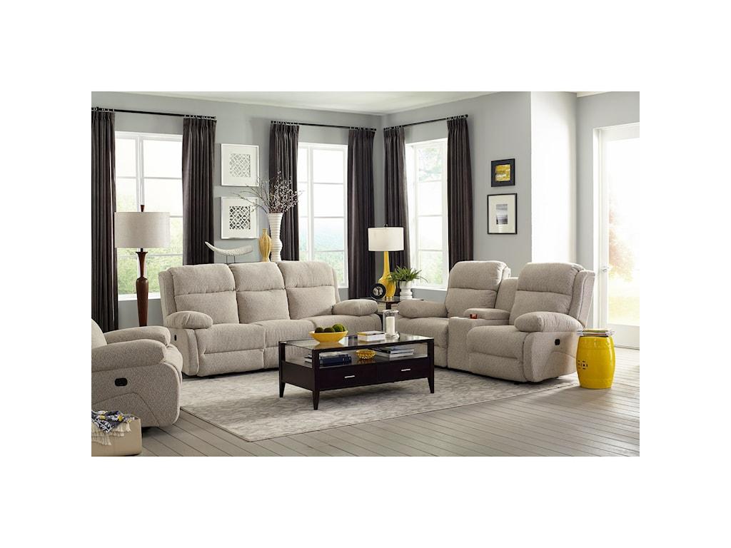 Best Home Furnishings TelvaPwr Tilt Wall Saver Reclining Sofa