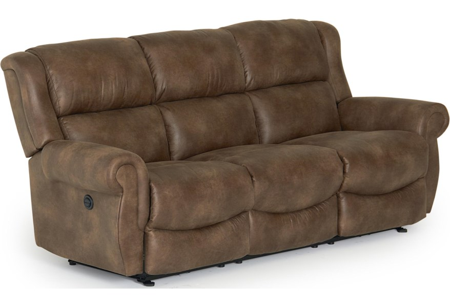 Best Home Furnishings Terrill S870RA4 Transitional Space ...