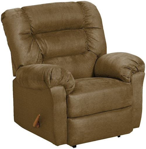 Best Home Furnishings Recliners - The Beast Troubador Beast Power Rocking Reclining Chair