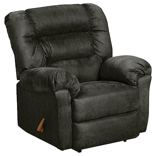 Best Home Furnishings Recliners - The Beast Troubador Beast Power Rocking Reclining Chair