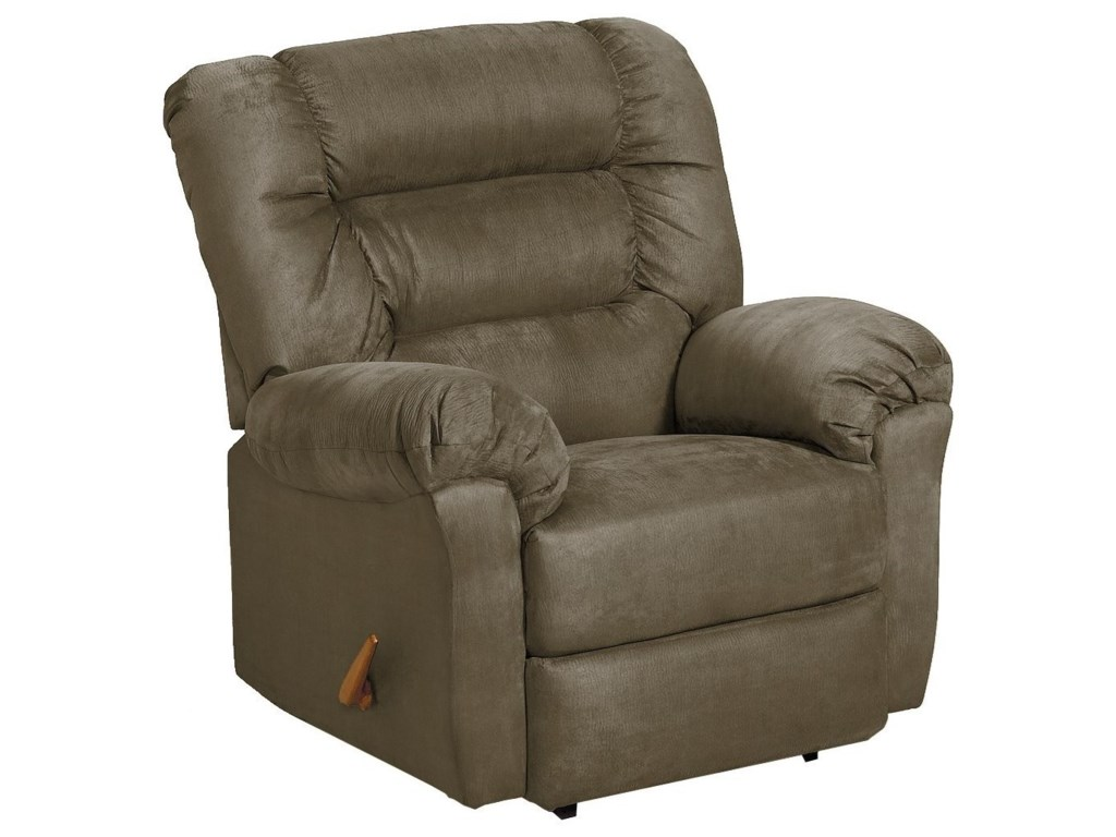 Best Home Furnishings The BeastTroubador Power Rocker Recliner