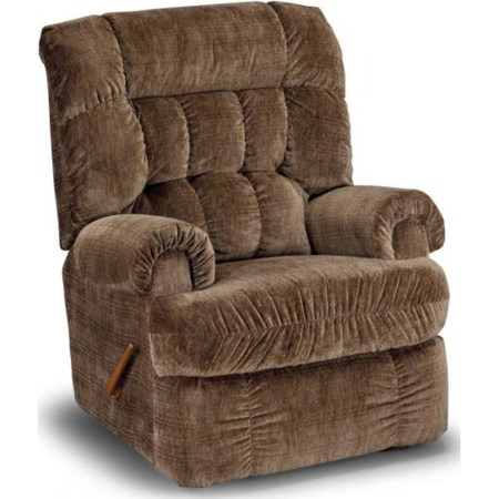 Big Man's Recliner