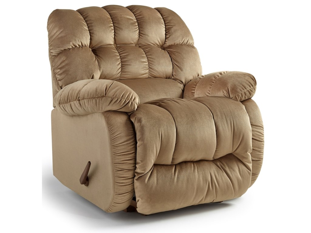 Best Home Furnishings The BeastRoscoe Rocker Recliner