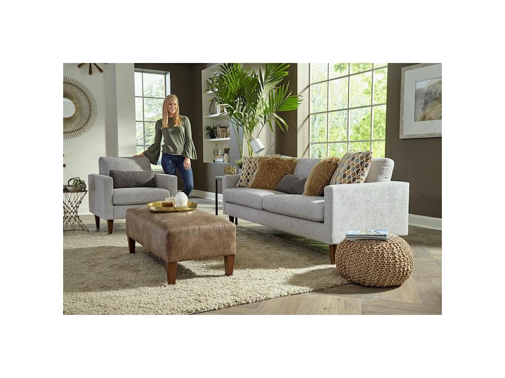 Best Home Furnishings TraftonSofa