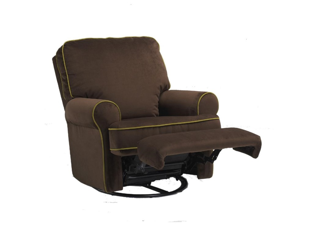 Best Home Furnishings TrypPower Swivel Glider Recliner