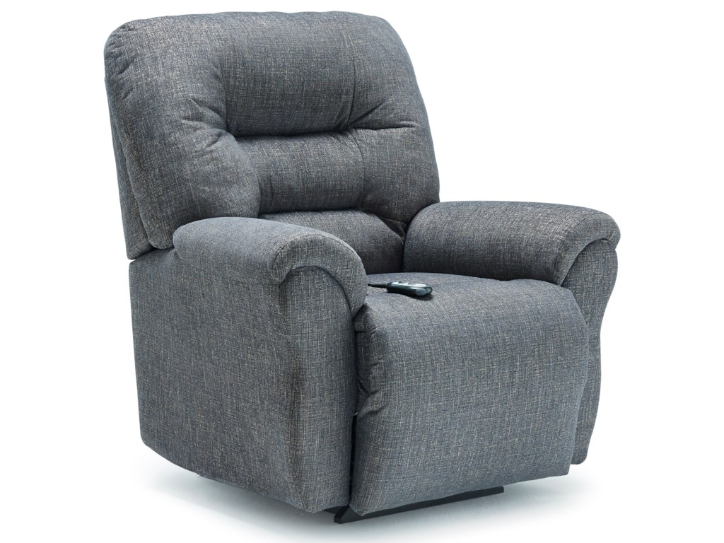 Best Home Furnishings UnitySwivel Rocker Recliner