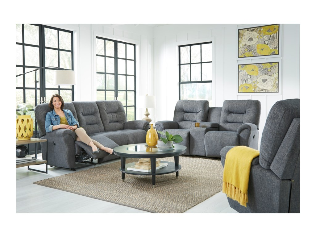 Best Home Furnishings UnityReclining Living Room Group
