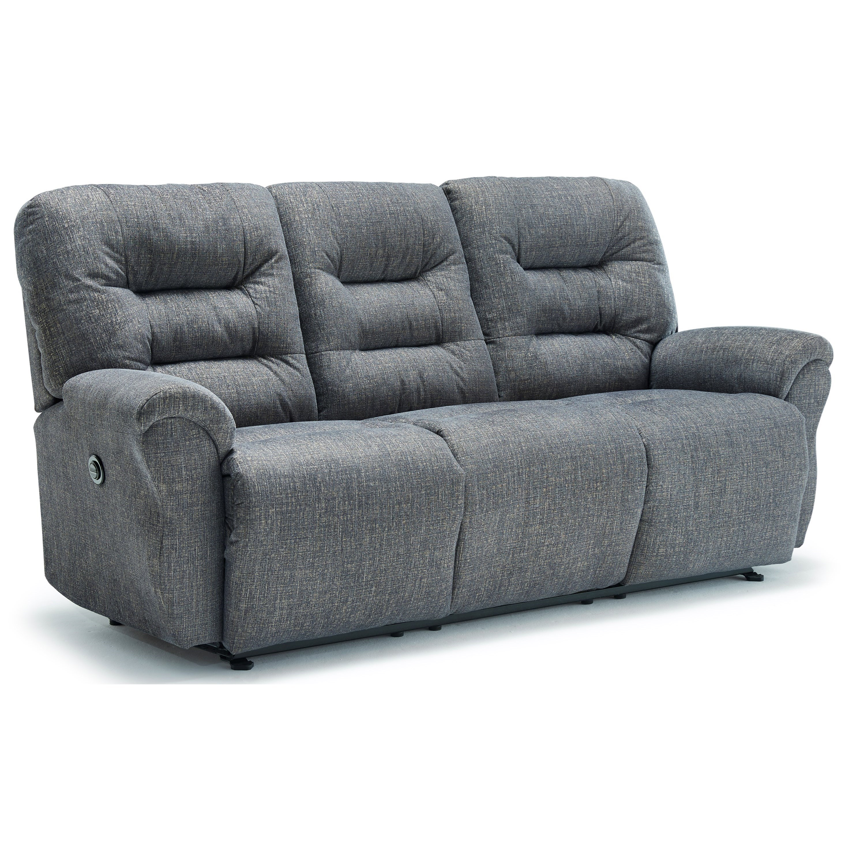 Best Home Furnishings Unity Casual Space Saver Reclining Sofa
