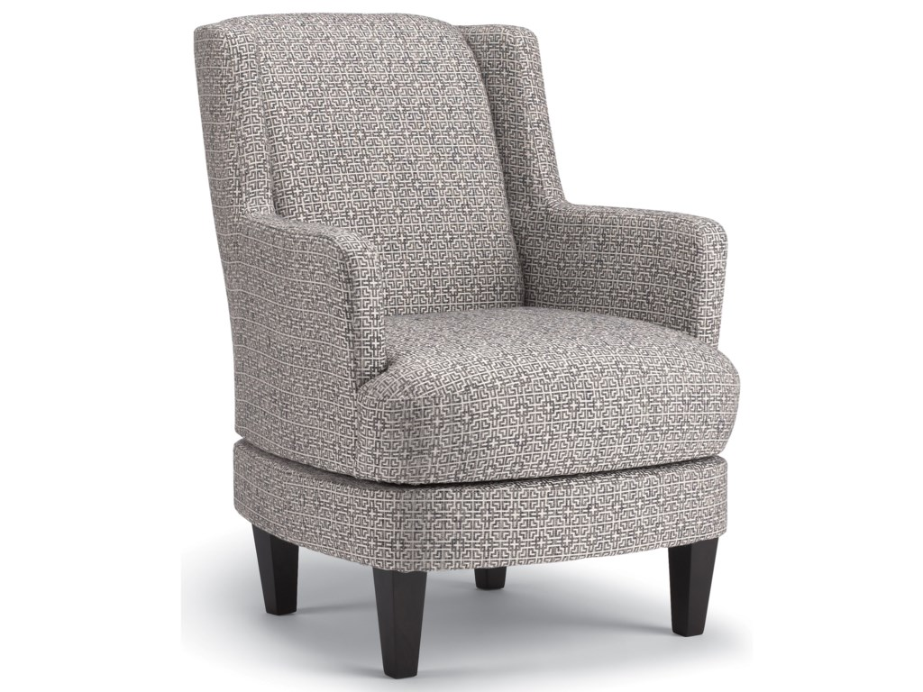 Best Home Furnishings VioletSwivel Barrel Chair