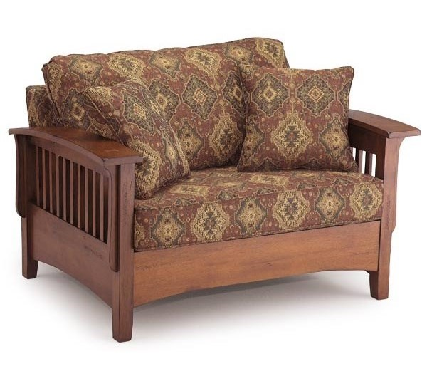 Best Home Furnishings WestneyChair and a Half w/ Twin Sleeper