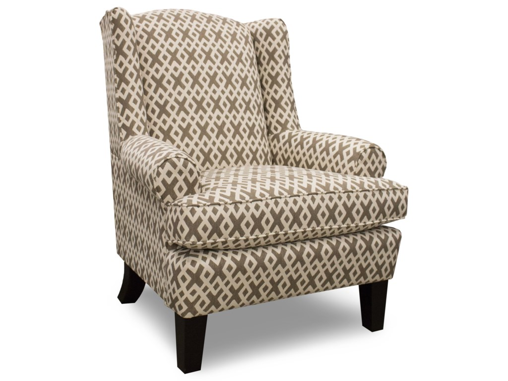 Best Home Furnishings Wing ChairsAmelia Wing Back Chair