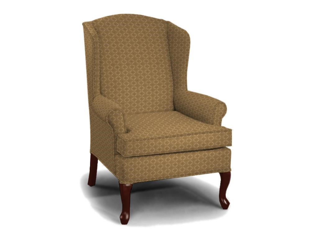 Best Home Furnishings Wing ChairsDoris Wing Chair