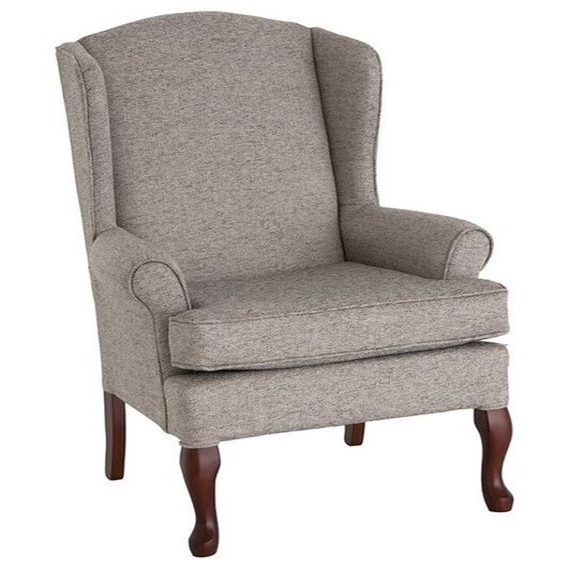 Best Home Furnishings Wing ChairsDoris Wing Chair