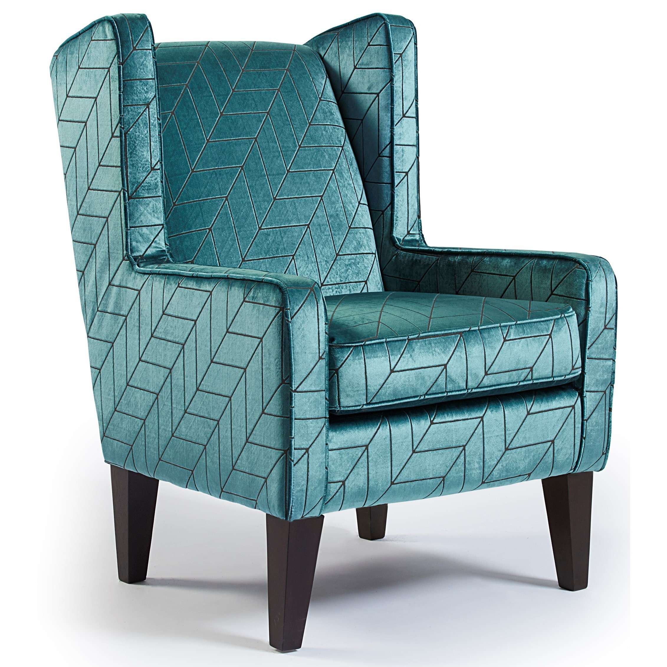 modern wing chairs. Best Home Furnishings Chairs - Wing BackWing Chair Modern