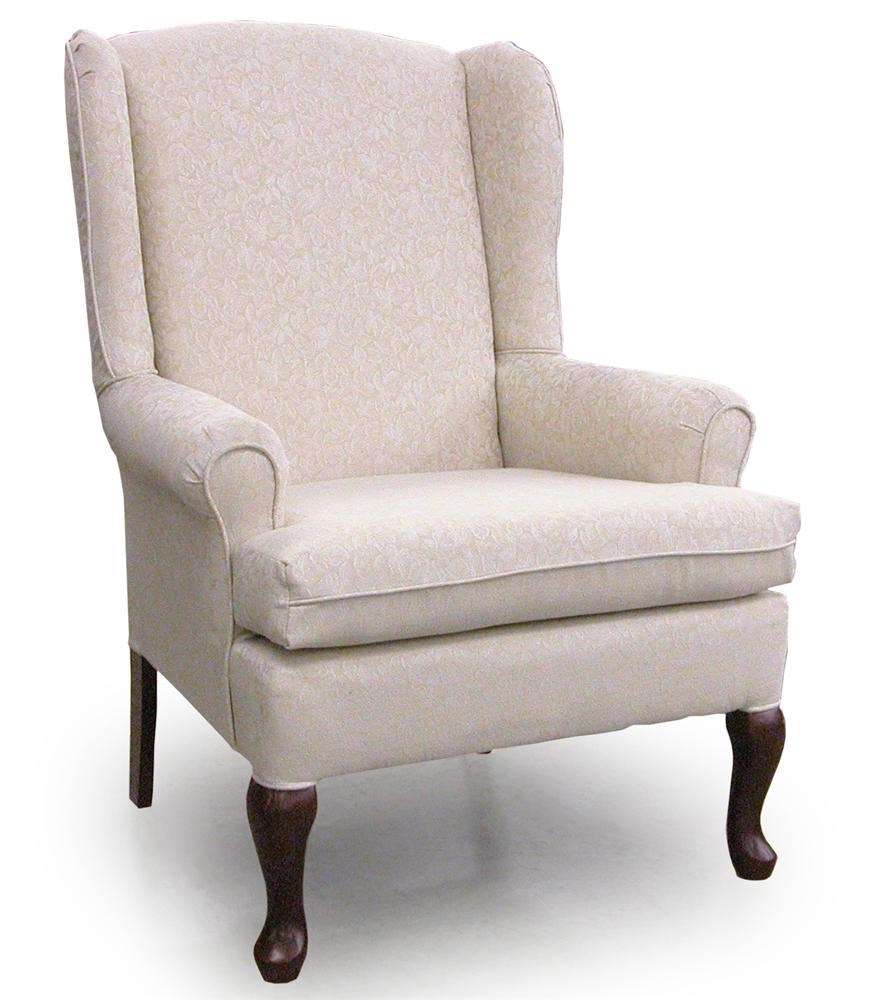 Best Home Furnishings Chairs   Wing Back Vespa Wing Back Chair