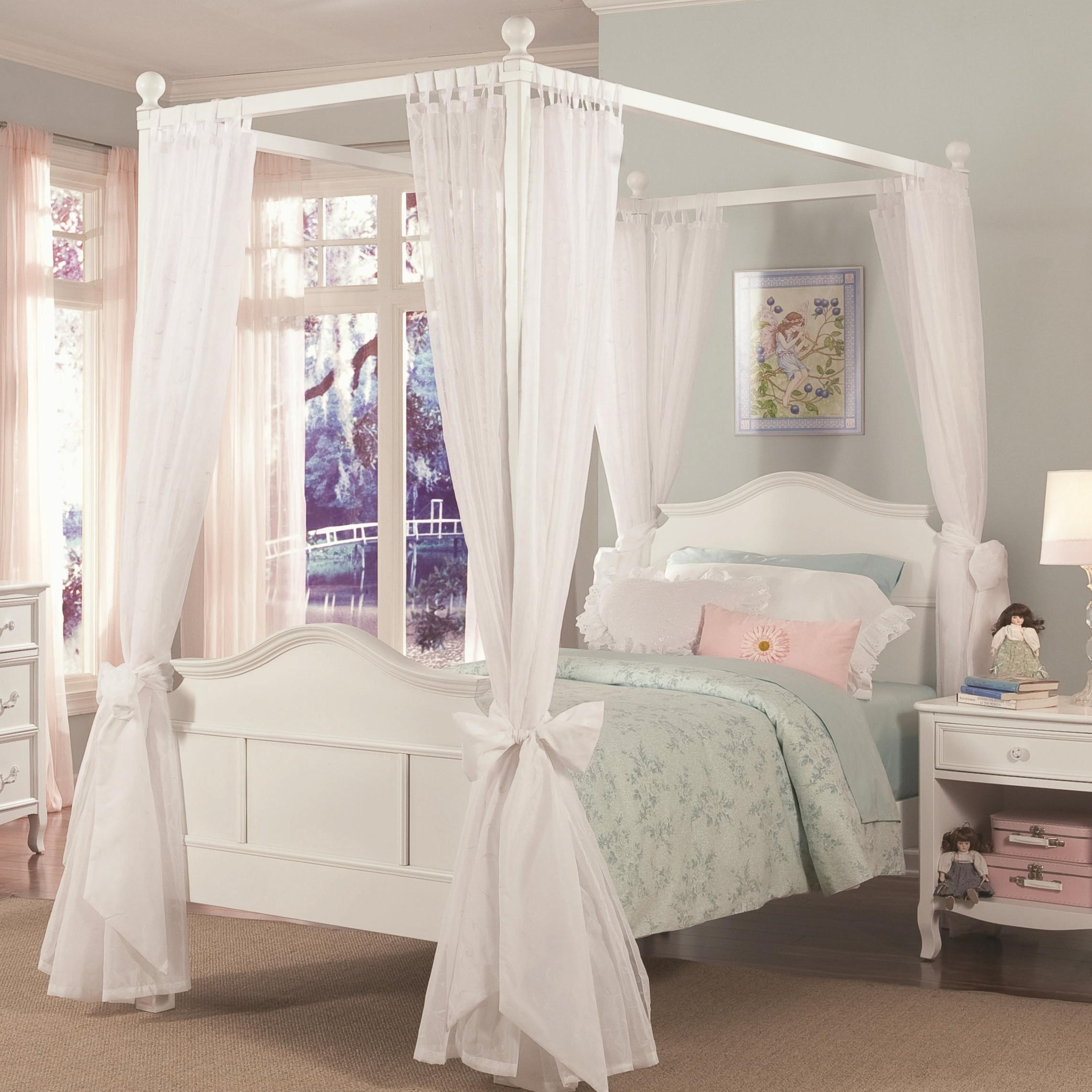 Bolton Emma Emma Twin Four Poster with Tall Headboard & Bolton Emma Emma Twin Four Poster with Tall Headboard | Colderu0027s ...