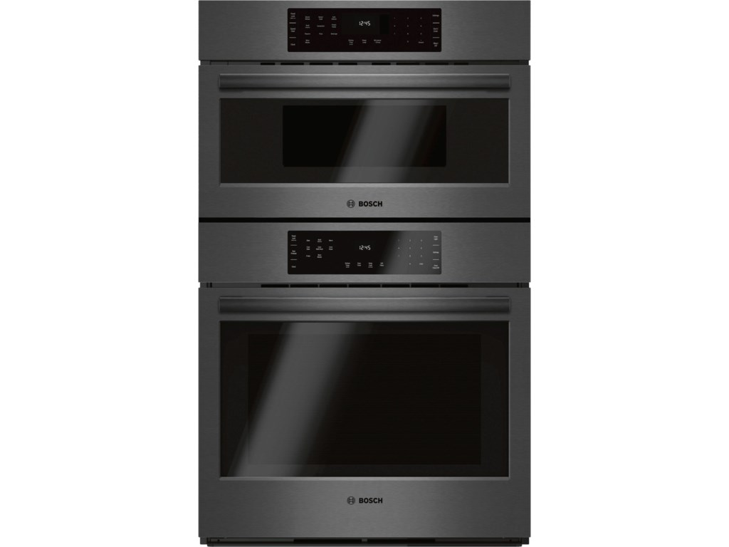 Bosch Hbl8742uc30 Combination Wall Oven With Speed Oven Furniture