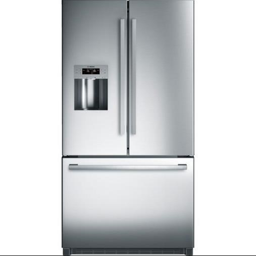 Bosch French Door Refrigerators800 Series 36 ...