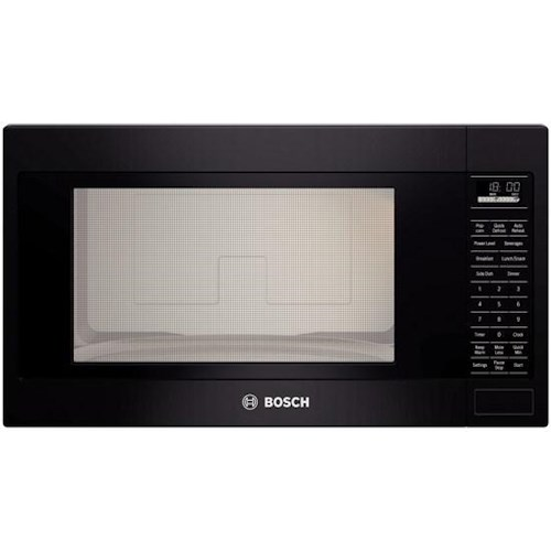 Bosch Microwaves Built In Microwave Oven 500 Series