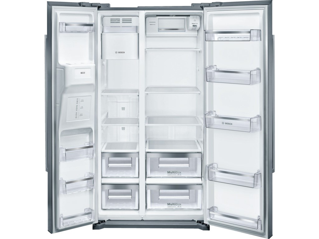 Bosch Side-by-Side Refrigerators36