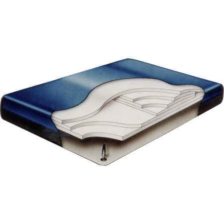 Queen 3500 Medium Waterbed Mattress
