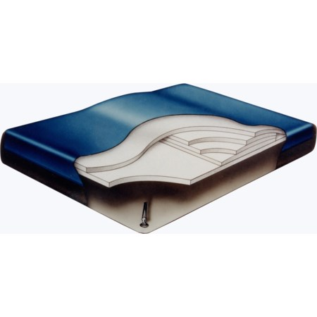 Queen 2500 Soft Waveless Waterbed