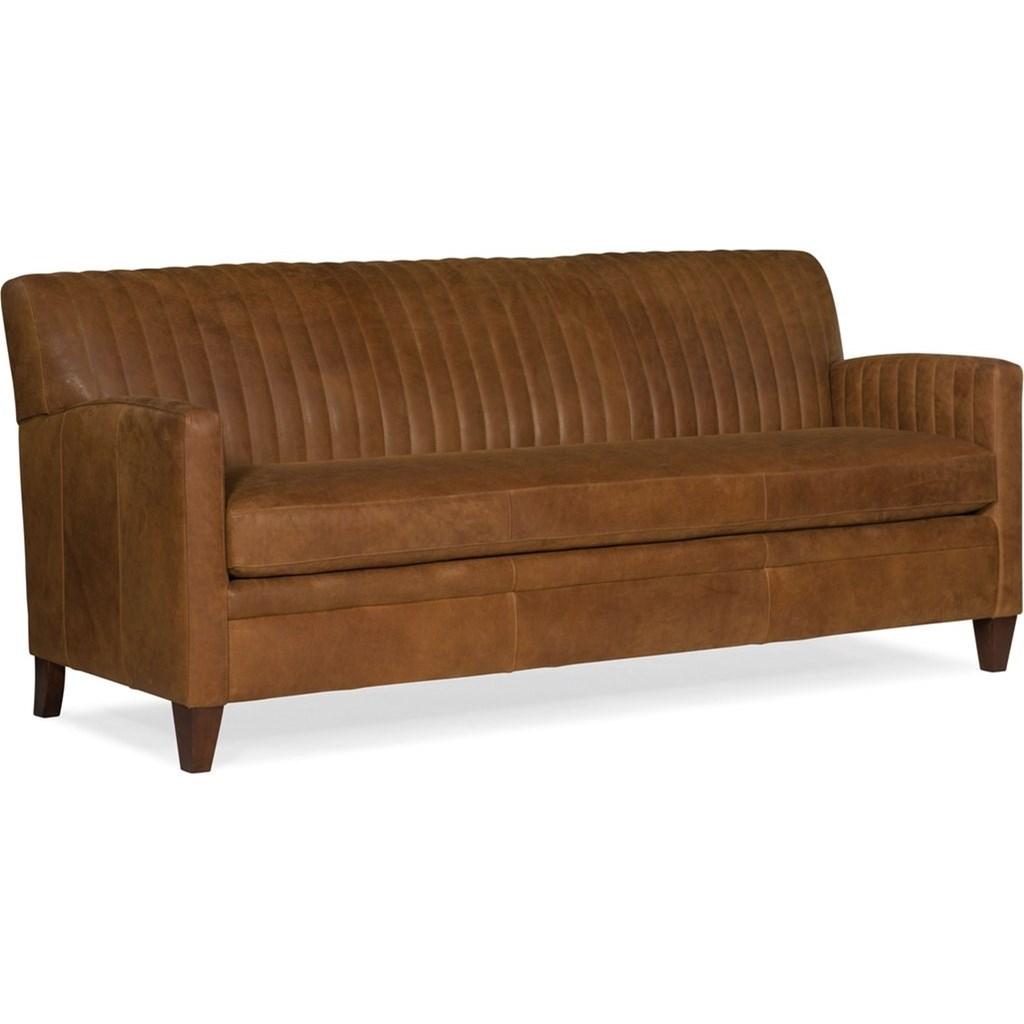 Transitional Customizable Stationary Sofa