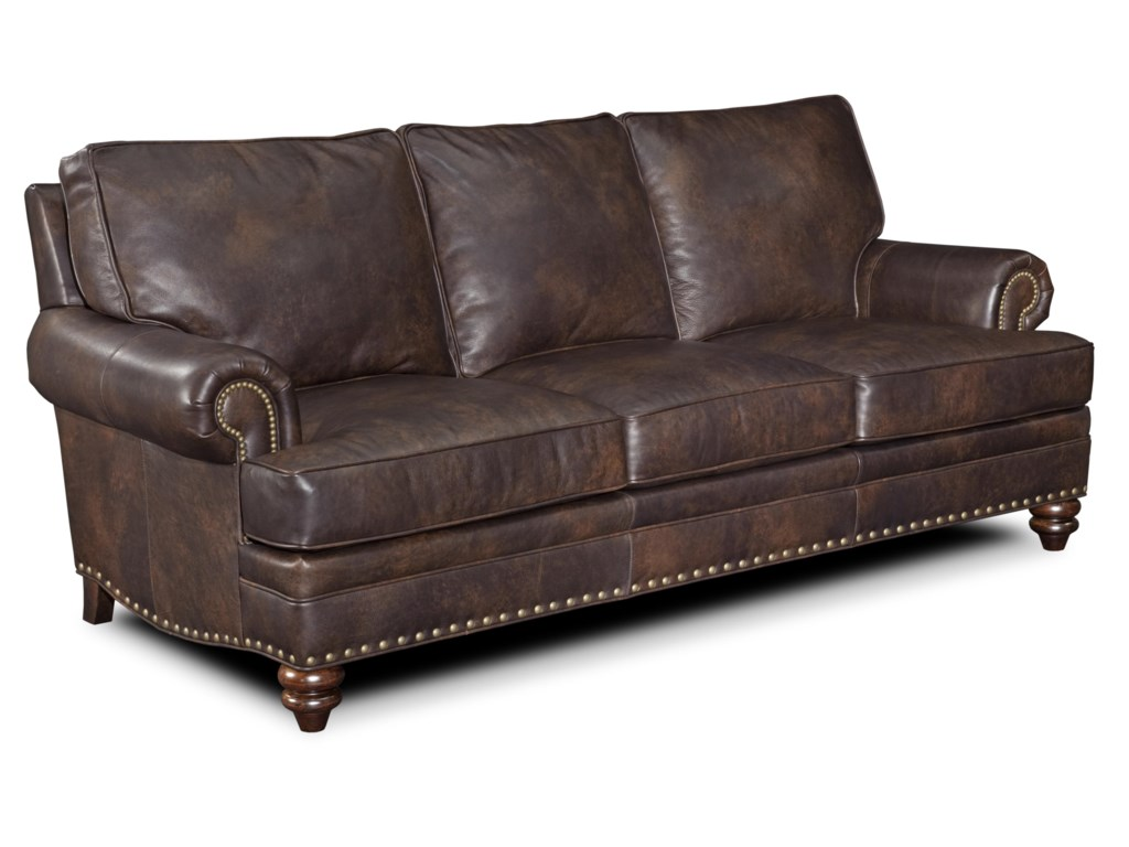 Bradington Young Carrado Traditional 8 Way Tie Sofa With