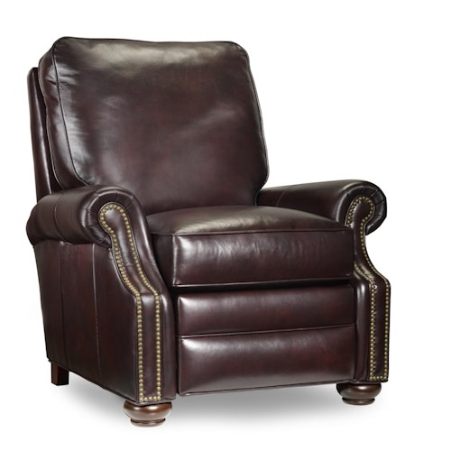 Bradington Young Chairs That Recline Warner Three-Way Lounger