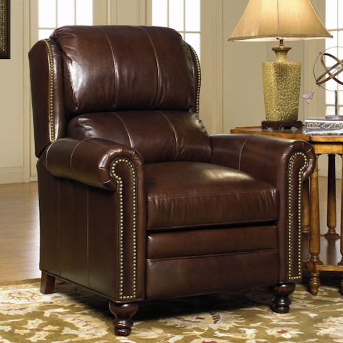 Bradington Young Chairs That Recline Satchel Three-Way Lounger