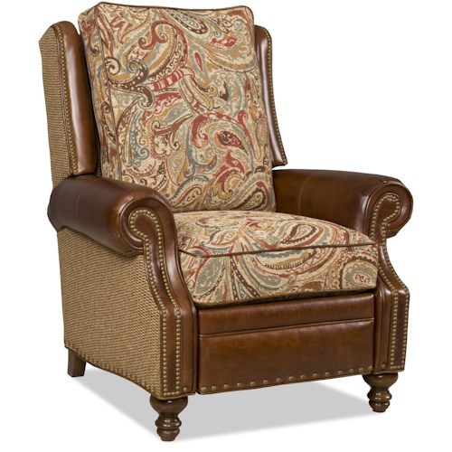 Bradington Young Chairs That Recline Silas Three-Way Lounger