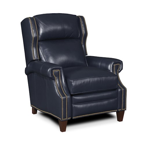 Bradington Young Chairs That Recline Wisner Three-Way Lounge Chair