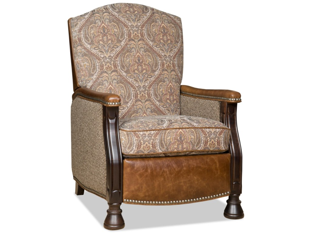 Bradington Young Chairs That ReclineHomestead High Leg Lounger