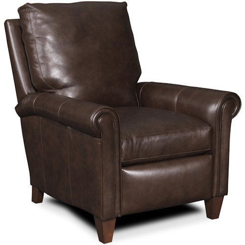 Bradington Young Chairs That Recline Haskins 3- Way Lounger with Welting Detail