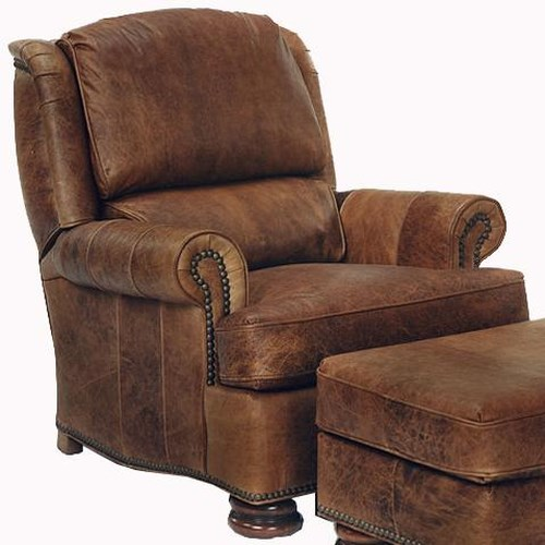 Bradington Young Chairs That Recline Laredo 8 Way Hand Tied Recliner
