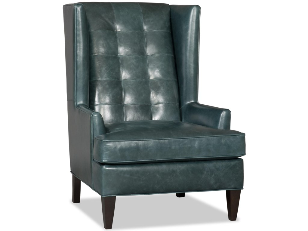 Bradington Young Club ChairsZadie Wing Chair
