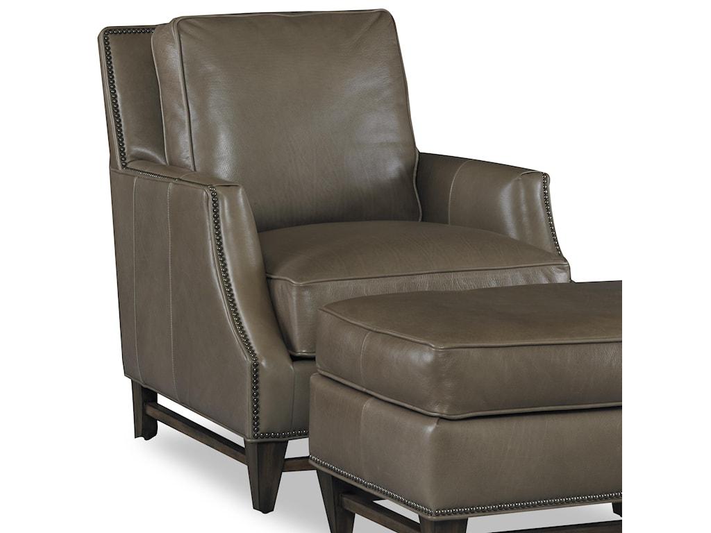 Bradington Young Club ChairsMadigan Stationary Chair