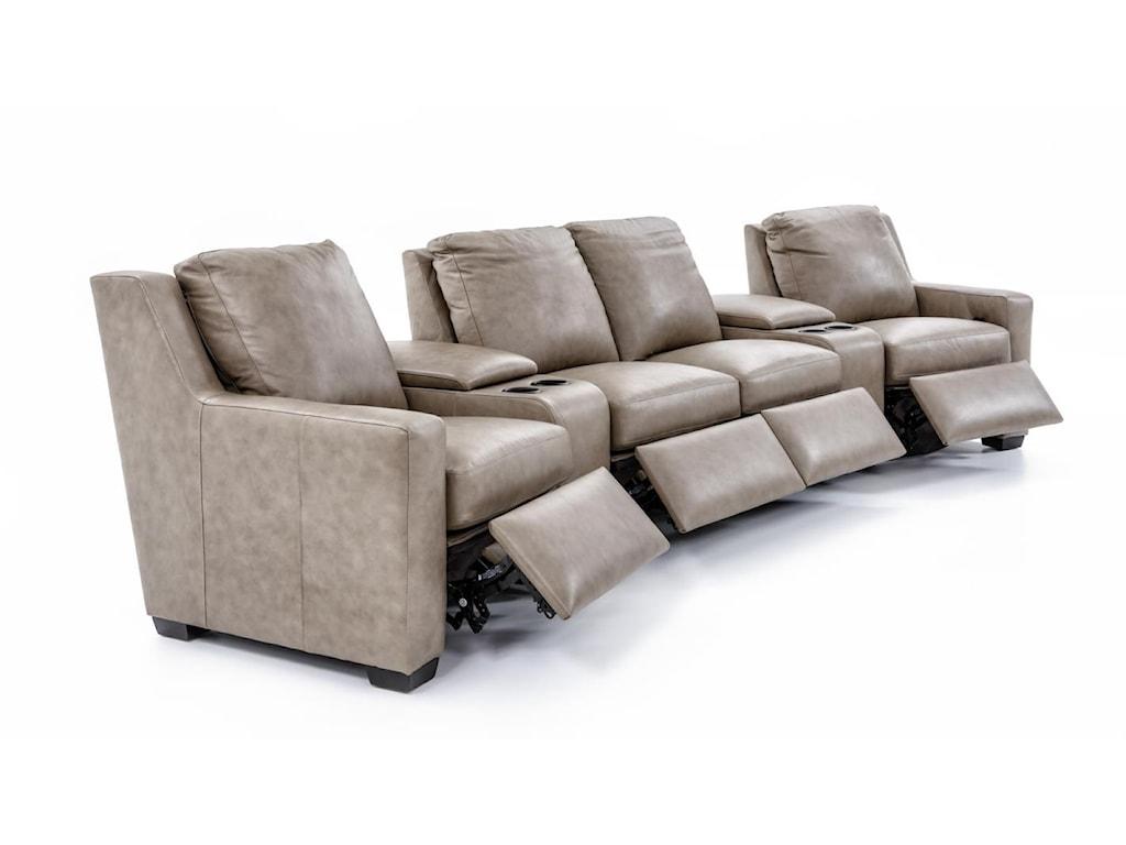 Bradington Young Reclining Sofa Bradington Young Luxury Motion Furniture Made In The Usa Thesofa