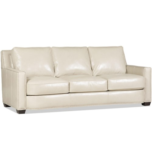 Bradington Young Cooper  Sofa with Track Arms