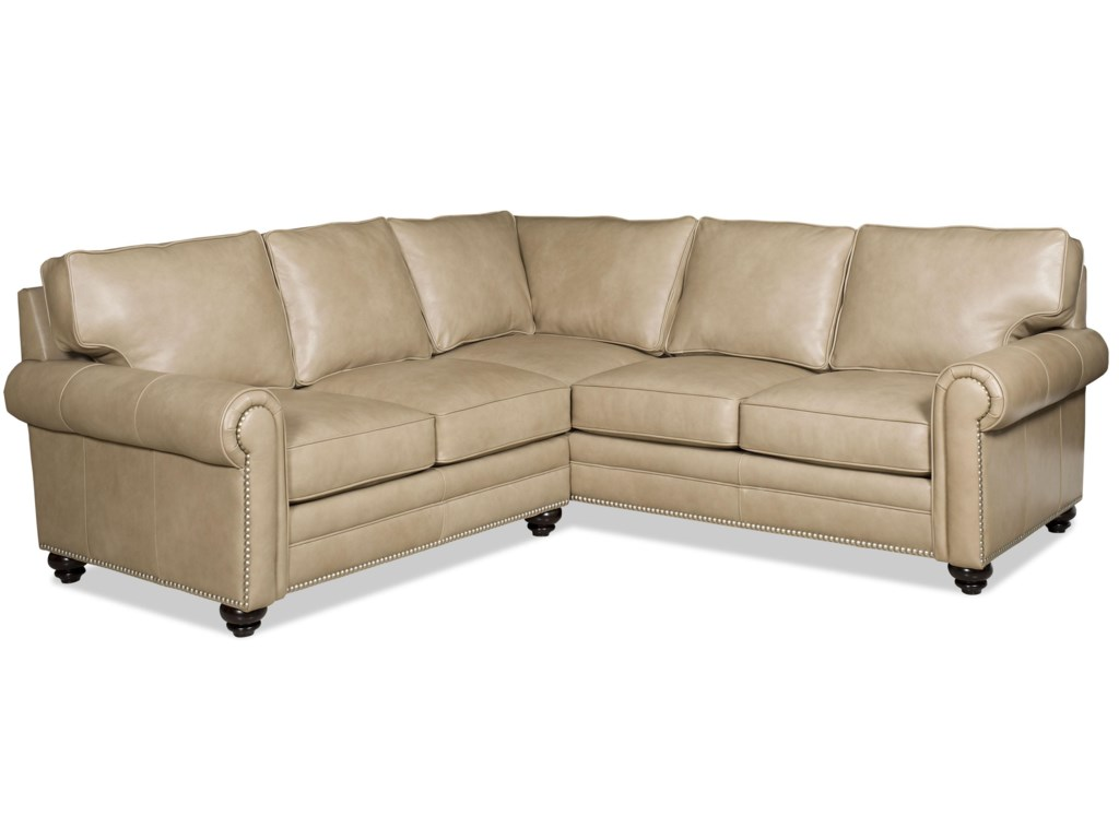Bradington Young Daylen2 Pc Sectional Sofa