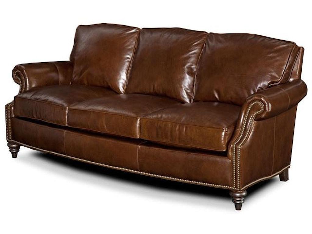 Bradington Young Stationary SeatingXander Stationary 8-Way Tie Sofa